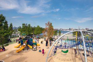 Playgrounds for kids in Hoboken